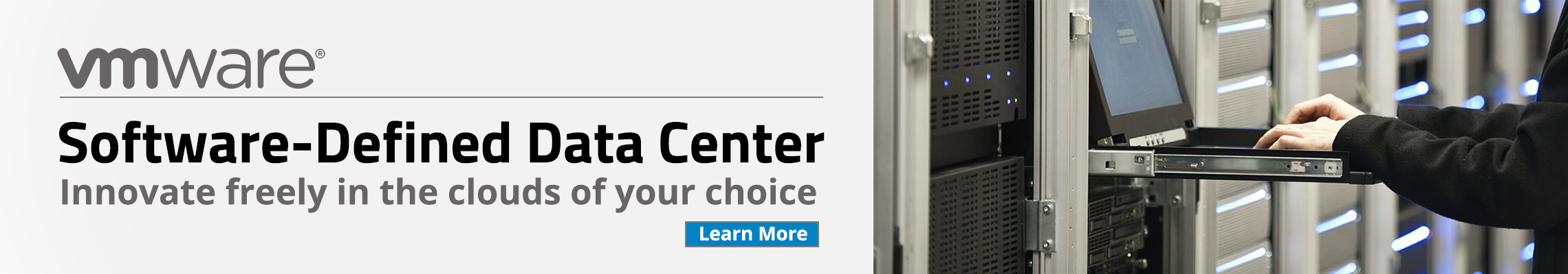 Software Defined Datacenter Banner